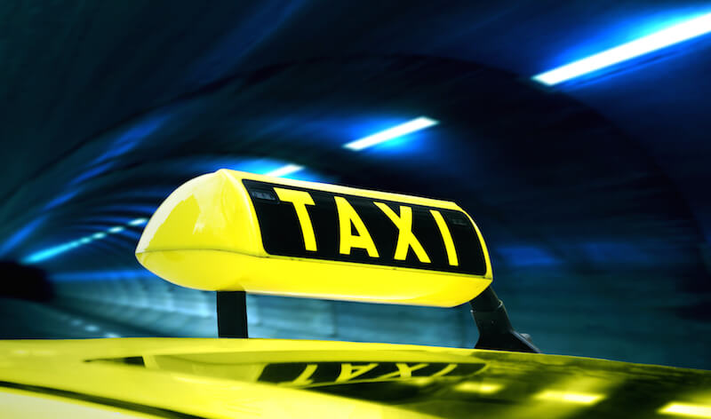 Taxi Nieuw-Vennep